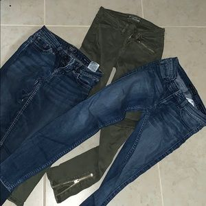 3 guess jeans